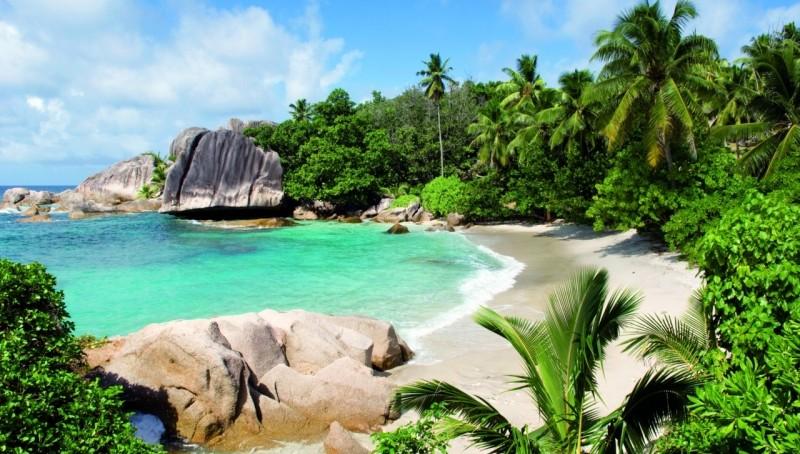 Villa i Felicite Island, Seychellerne 2