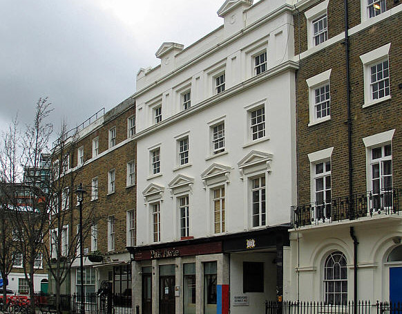 Southwick Street, Hyde Park Estate, W2